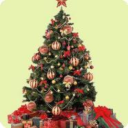 Модные украшения для новогодней елки