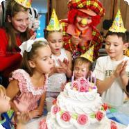 Как устроить детский праздник?