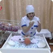 Постановка компресса малышу (Видео)