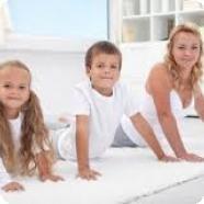 Физкультура для детей 2-3 лет