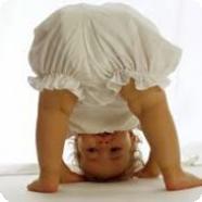 Физкультура для детей от 4-х до 5 месяцев.