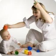 Играем и развиваем малыша до 3 месяцев