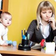 Как сделать выбор? Карьера и ребенок.Мама и карьера